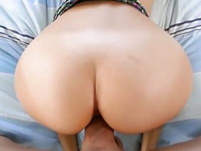Teenie oral sex and banged by big dick