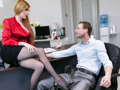 Lauren Phillips is a Demanding Boss!